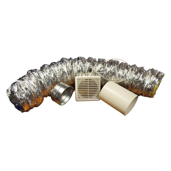 Positive Input Ventilation - DRI-365 SOFITKIT