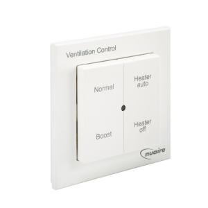 Positive Input Ventilation - 4 way switch