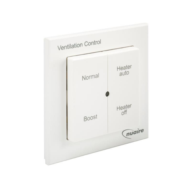 Positive Input Ventilation - 4 way switch