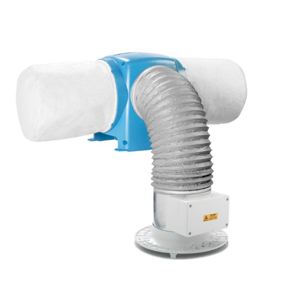 Positive Input Ventilation - Drimaster-Eco Heat
