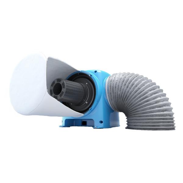 Positive Input Ventilation - Drimaster-Eco Nox