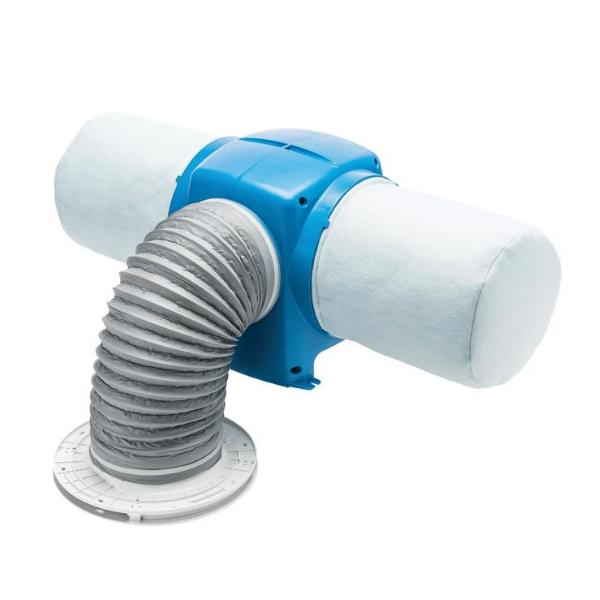 Positive Input Ventilation - Drimaster-Eco