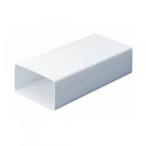 FLAT CHANNEL PVC DUCT 2M
