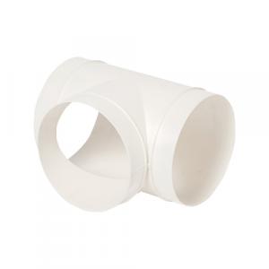 PVC692M PVC T Piece male fitting